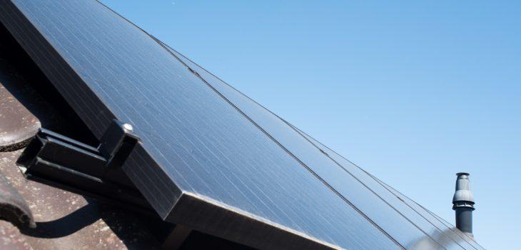 Zonnepanelen Smarthome control